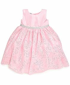 Blueberi Boulevard Baby Girls' 2-Piece Ballerina Dress & Panty Set