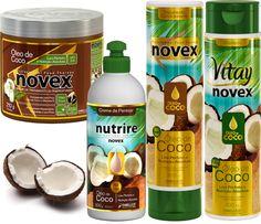 Brilhos da Moda: Óleo de Coco para cuidar dos cabelo secos