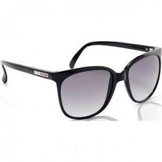Hoven Skinny black sunglasses $50 at Hansen's