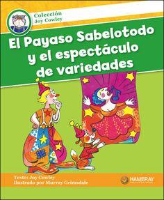 $5.95 El Payaso Sabelotodo y el espectáculo de variedades: Payaso Sabelotodo va al espectáculo de variedades. ¿Se ganará un premio?