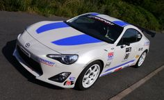Toyota GT 86 racing https://youtu.be/05RceHvCTeg