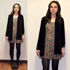 90s grunge shawl/cardigan by MerlotMami on Etsy #vintage #hipster #90s #black #sweater #cardigan #softgrunge #grunge #shawl #festival