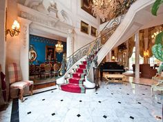 mediterranean mansion in Atlanta! |