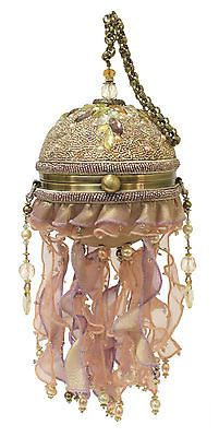 Mary Frances Bags Resort 2014 Jelly Dance Ocean Bag Sea Bead Purse Handbag New | eBay