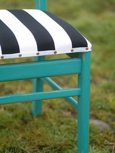 Metamorfoza krzesła. Annie Sloan. InteriorsPL.com