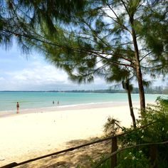 Cherating beach.Pahang, Malaysia.