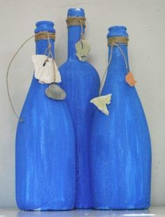 How to Decorate a Wine Bottle | Decorating with Bottles