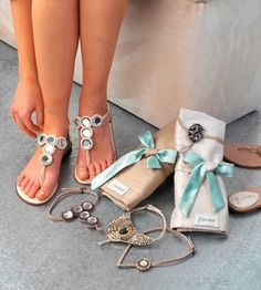 Always Andri Wedding Design Blog: Adorable Finds: Slinks Sandals
