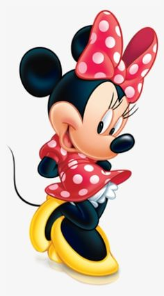 Pictures of minnie mouse in red dress Retro Disney, Disney Art, Walt Disney, Disney Mickey, Disney Belle, Minnie Mouse Pictures, Mickey Mouse Images, Mini Mouse Cartoon, Mickey Mouse E Amigos
