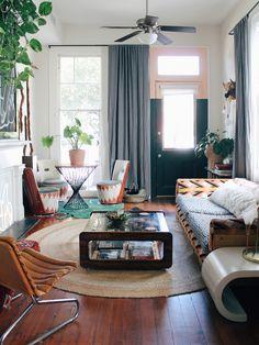 Elegant Eclectic Home Design