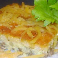 Country Sunday Breakfast Casserole Allrecipes.com