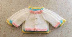 Ravelry: Tiny Topaz - Premature Baby Cardigan pattern by marianna mel Baby Cardigan Knitting Pattern Free, Baby Hats Knitting, Cardigan Pattern, Baby Knitting Patterns, Free Knitting, Crochet Patterns, Stitching Patterns, Mittens Pattern, Knit Baby Sweaters