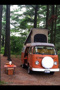Our 74 VW Bus