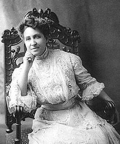 """Mary Terrell, along with Ida Wells, was one of two black Republican women who in 1909 co-founded the NAACP. The daughter of former slaves, Terrell became a prominent writer & civil rights activist. She campaigned tirelessly for women's suffrage. As president of the Women's Republican League, Terrell campaigned for Republican presidential candidate Warren Harding in 1920. In the words of Mary Terrell: """"Every right that has been bestowed upon blacks was initiated by the Republican Party."""""""
