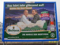 729. - Plakat in Stockach. / 20.12.2015./