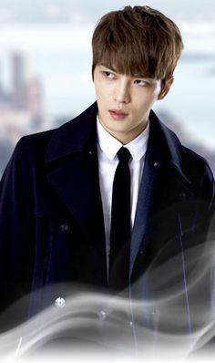 'Spy' Poster Stills of Kim Jaejoong as Kim Seonwoo + Character Description