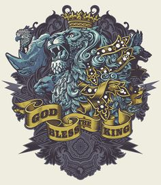 The King on Behance