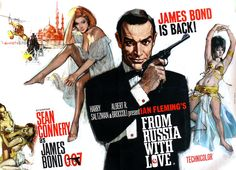 1963- From Russia With Love