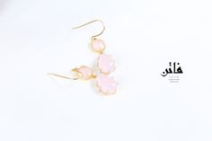 """JEWELRY COLLECTION SS/2015   EARRING 1490 THB. / 40 USD / 155 AED   Only one piece  Only one design in the world   CONTACT ORDER : INBOX FACEBOOK  EMAIL ORDER : handicrafts.order@gmail.com  online store now !    فاتن / FATIN FASHION AND JEWELRY BRAND   '' ALL PRODUCT IS DIY HANDMADE HOMEMADE """""""