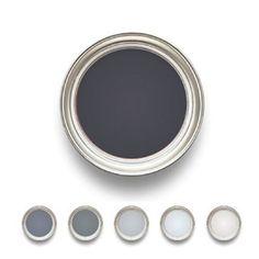 Linoljefärg Kimröksgrå