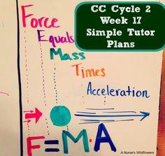 Classical Conversations Cycle 2 Week 17 Simple Tutor Plans