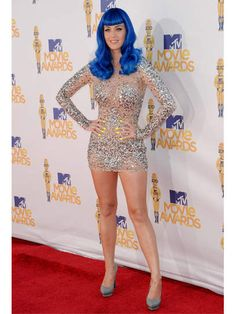 Celebrity Fashion, Katy Perry Fashion Style 2012