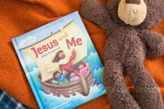 {Through Clouded Glass}  Jesus And Me Bible Storybook