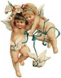 Image result for vintage angels