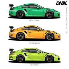 So far light green > Miami blue > Mexico blue. Which would you choose tho now - signal green yellow or greeny yellow?! Prints available at Dirtynailsbloodyknuckles.com  Link in profile  #porsche #911 #porsche911 #porscheart #porschefans #porschemotorsport #motorsport #carart #automotiveart #illest #fatlace #speedhunters #iamthespeedhunter #stanceworks #stancenation #canibeat #fatlace #periodcorrect #dnbk #signalgreen #signalyellow #pts #painttosample #pts911 #ptsrs #918 #porscheart