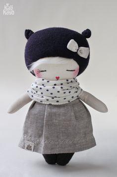 Mel – tulia doll by kalikayo
