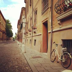 """The Medieval Town of Ferrara"" by @Cristina"