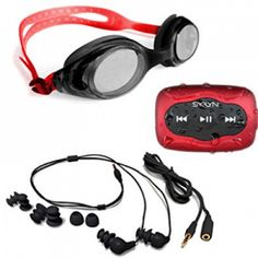Designed to be efficient and effective, the SYRYN pairs with best-selling Swimbuds Sport waterproof headphones to relieve your lap swimming blues. The Swimbuds Underwater Headphones, Underwater Audio, Radios, Waterproof Headphones, Best Swimming, Lap Swimming, Mp4 Player, Windows System, Cassette