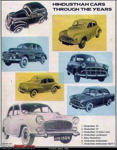 Of late I have been looking to find details on the amusingly named 'Baby Hindusthan'. I have intentionally misspelled the title to assist searches. Vintage Ads, Vintage Posters, Morris Oxford, Morris Minor, Car Drawings, Old World Charm, Modified Cars, Super Cars, Antique Cars