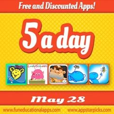 Free apps for Kids  #Colorforms #Creativity LudoSchool to learn math, times table, time, days of the week and more;