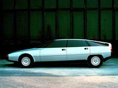 1978 ItalDesign M8 (Lancia Medusa)