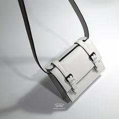 15cm mini brief bag. Heritage by Huns 2015. Http://www.Etsy.com/shop/heritagebyhuns