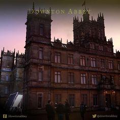 #Series6 #BehindTheScenes #DowntonAbbey
