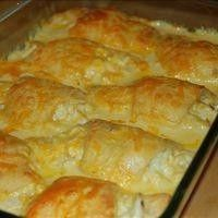 Chicken Crescent Roll Casserole By Kristen