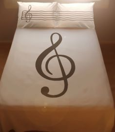 sheet music duvet cover set