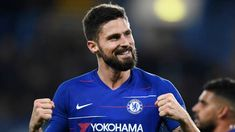 Olivier Giroud signs one-year contract extension with Chelsea - Herald Nigeria Chelsea Fc, Fulham, First Year, Laos, Squad, Milan, Polo Ralph Lauren, Channel, Chelsea