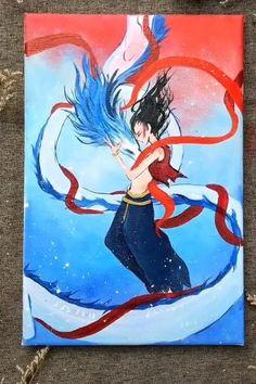 Imagination Drawing, Diy Canvas Art, Canvas Canvas, Canvas Paintings, Abstract Paintings, Art Painting Gallery, Art Tutorials, Painting Tutorials, Painting Tips