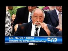 Great testimony on Lyme Disease