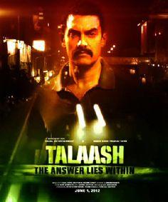 Talaash, release date set for November, 2012.  Pshycological thriller with Aamir Khan, Kareena Kapoor and  Rani Mukerji.