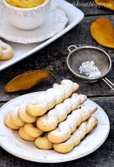 Easy Greek Cookies