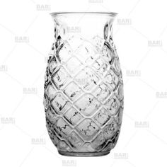 Every bartender knows that drink presentation is just as important as the drink itself. If you are looking to add a fun fruity drink to your cocktail menu this 17oz pineapple glass is the perfect tropical vessel! Not only can you garnish a tiki or island themed drink with fresh pineapples but the glass itself is embossed with a pineapple patter. The glass is high-quality and thick for a professional look at feel which sets it apart from most tiki drink and glassware. Adding colorful cocktail…