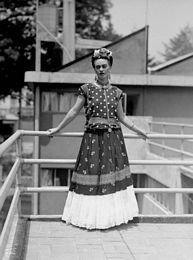 Frida Kahlo in Mexico