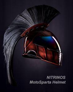 MotoSparta Helmet  More info www.nitrinos.ru
