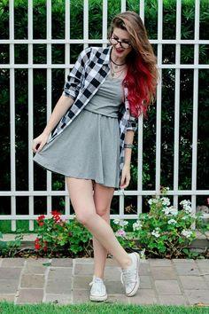[Teen Fashion Latest Summer Fashion Trends & Clothing for Teens Teen Girl Fashion, Teen Girl Outfits, Outfits For Teens, Trendy Outfits, Cool Outfits, Fashion Moda, Fashion 2017, Fashion Outfits, Fashion Tips