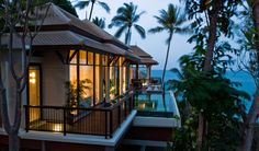 a perfect tree house! Travel Truffle: Koh Samui