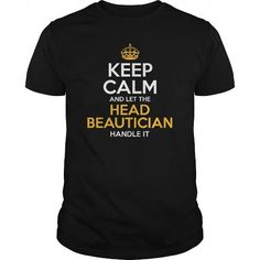 Awesome Tee For Head Beautician T Shirts, Hoodies. Check Price ==► https://www.sunfrog.com/LifeStyle/Awesome-Tee-For-Head-Beautician-125612236-Black-Guys.html?41382